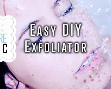 Easy DIY Exfoliator