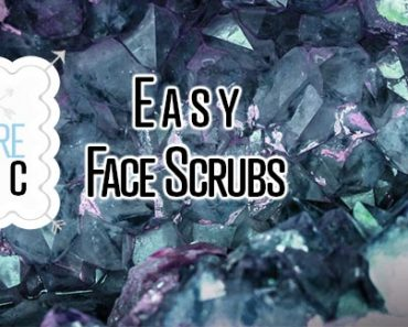 Easy Homemade Face Scrubs