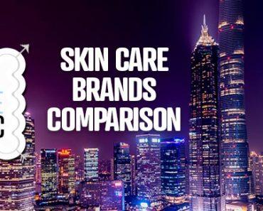 Skin Care Brands Comparison