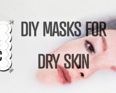 DIY Mask For Dry Skin