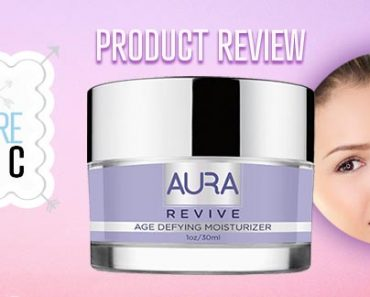 Aura Revive Age Defying Moisturizer Reviews