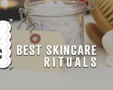 Best Skincare Rituals