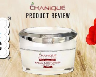 Chanique Anti Wrinkle Cream