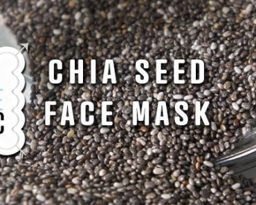 Chia Seed Face Mask