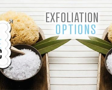 Exfoliation Options