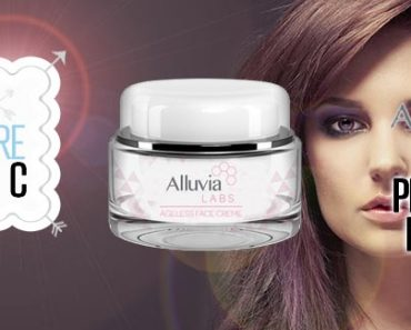 Alluvia Ageless Cream Ingredients