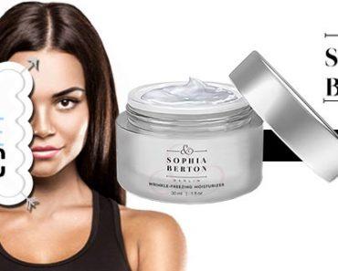 Sophia Berton Skin Cream Ingredients