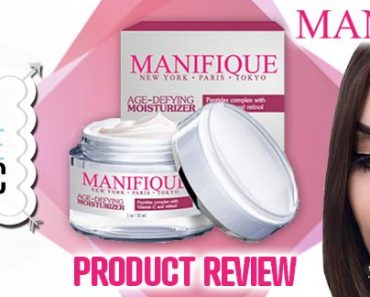 Manifique Skin Anti-Wrinkle Serum Review