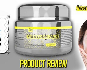 Noticeably Skin Cream Review