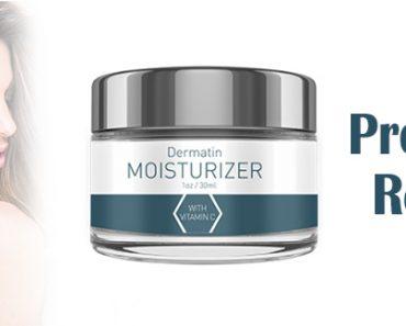 Dermatin Moisturizer Review