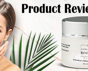 Sophia Berton Booster Product